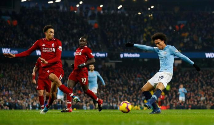 Manchester City 2 Liverpool 1: Champions Beat League Leaders To Blow Title Race Wide Open 1