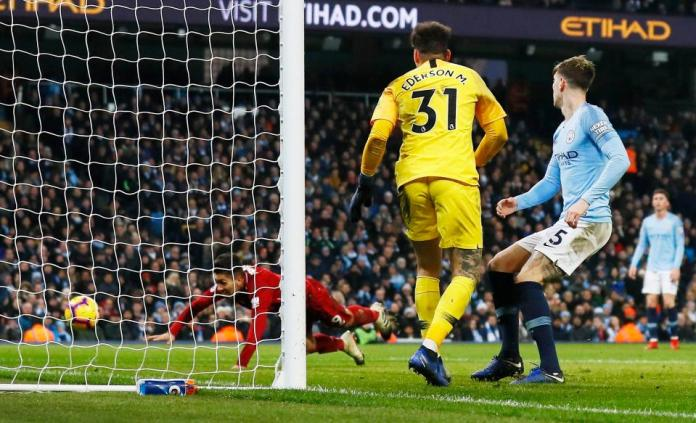 Manchester City 2 Liverpool 1: Champions Beat League Leaders To Blow Title Race Wide Open 2