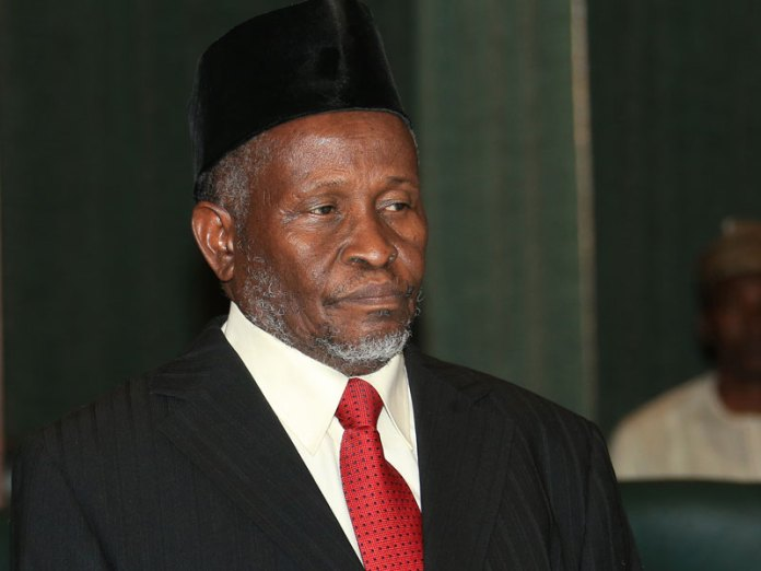 Just In: New Acting Chief Justice Of Nigeria Justice Ibrahim Tanko, Inaugurates New Election Tribunal 2