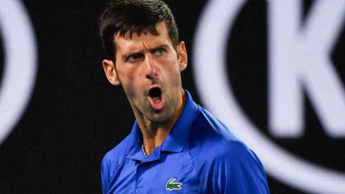 Australian Open: Novak Djokovic Crushes Pouille, Set Up Final Against Nadal 1