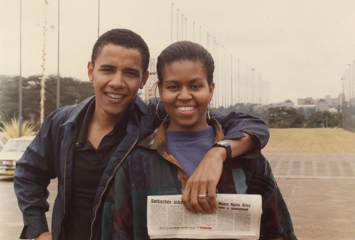 Awww! Obama's Birthday Message To Wife Michelle Is A Must Read 1