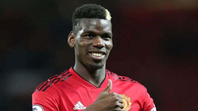 Man Utd Fans Abuse And Haul Insults At Paul Pogba In The Last Premier League Game Of The Season 2