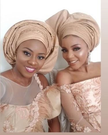 The Insider: Celebrities Turns Up For Simi And Adekunle Gold's Wedding 1
