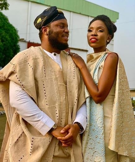 The Insider: Celebrities Turns Up For Simi And Adekunle Gold's Wedding 5