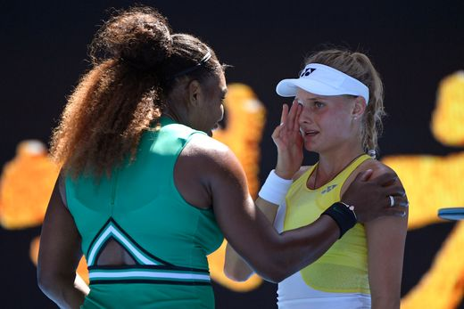 """You're Gonna Make It, Don't Cry""...Serena Williams Consoles Yastremska After Powering Past Teen Star Into Last 16 1"