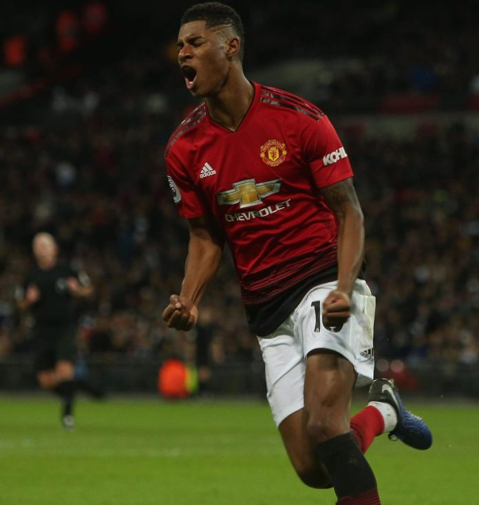 Marcus Rashford Offered New And Improved £150,000-A-Week Contract By United 1