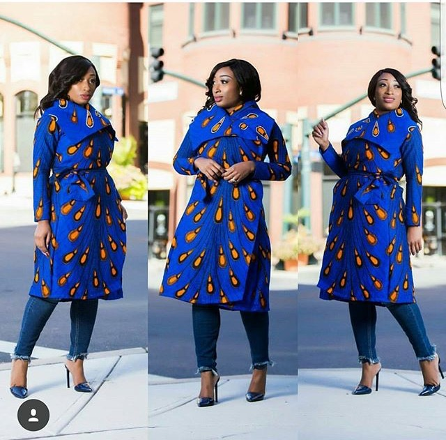 Ankara Style: The Best 2019 Designs That You Should Be Rocking 10
