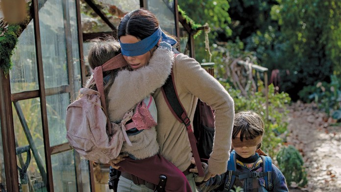 Movie Review: 'Bird Box' Gives A Glimpse To The End Of The World 1