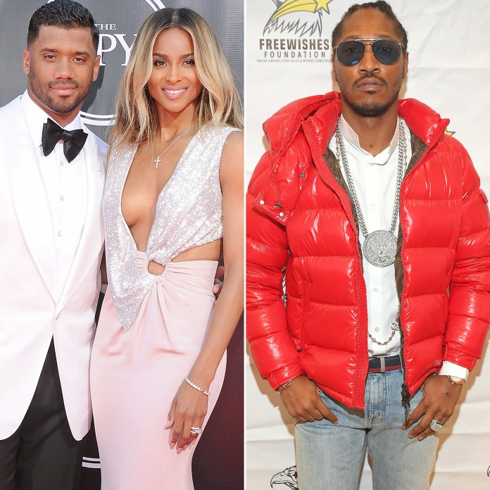 He Is Not A Man - Future Comes For Ex Ciara's Husband Russell Wilson 1