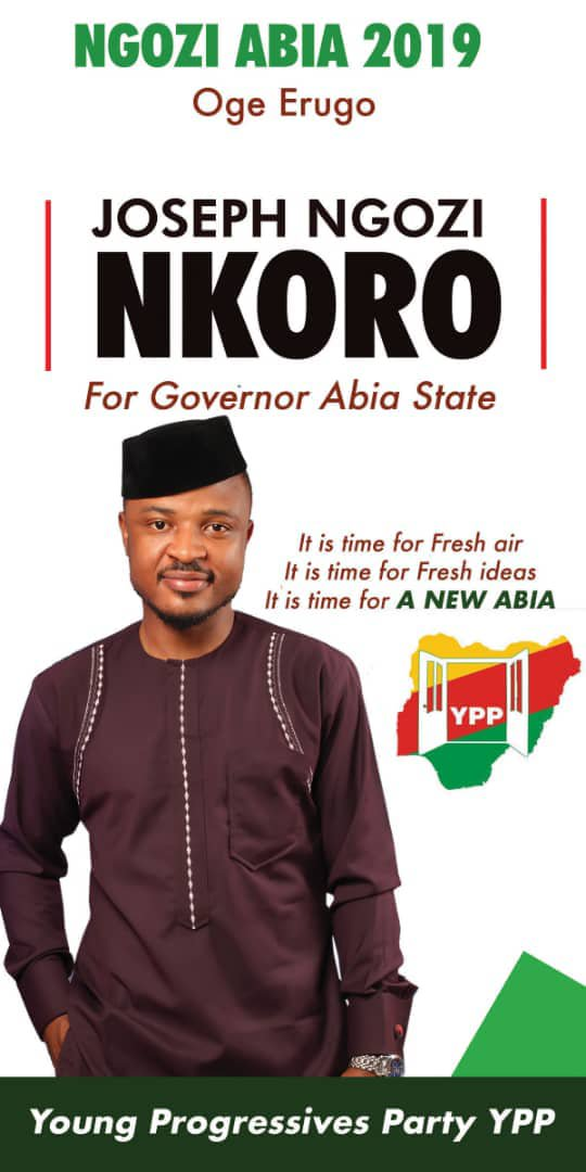 2019 Abia State Governorship Election: Meet Governorship Aspirant,Joseph Nkoro 3