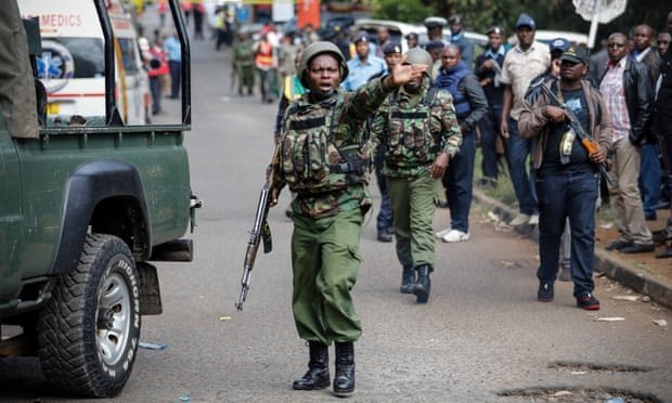 The Attack Is Over - Kenyan President Confirms 1