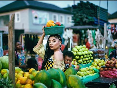 Lola Rae Releases Stunning Images Of Herself And Daughter Skye As She Turns A Year Older 1