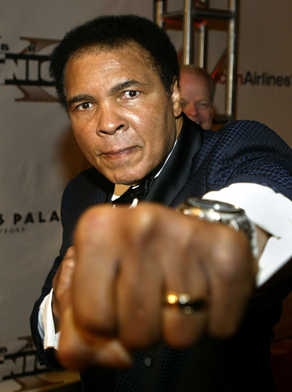 Legend! Airport To Be Named After Mohammed Ali 1