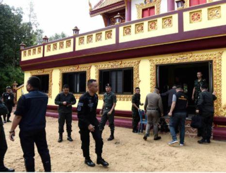 Unknown Gunmen Shot Dead Two Buddhist Monks In Thailand 1