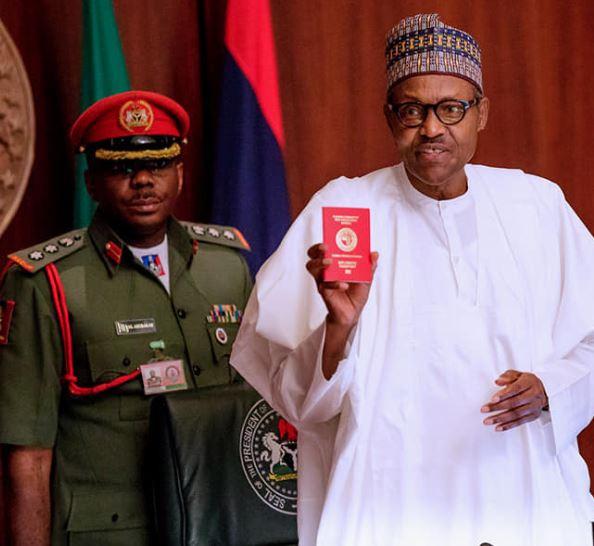 2019 Elections: Retired Military Generals Endorses Buhari 1