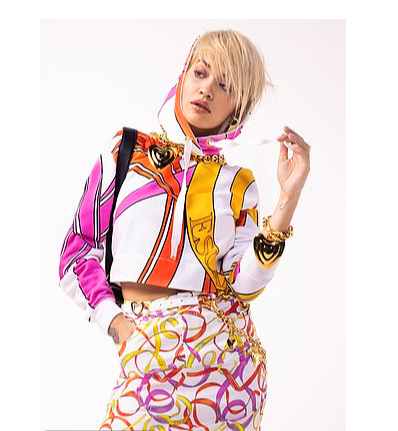 Big Moves! Rita Ora Is Stunning As She's Named The Face of Escada 2