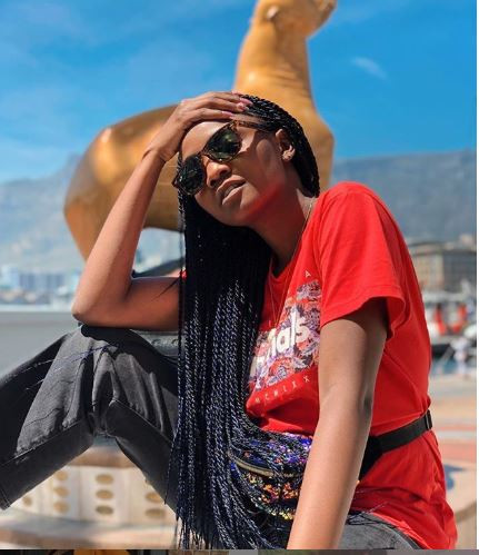 Simi Replies Candace Owens, Says Nigerians Go Outside To Give The Magic They Can Bring To The Country 3