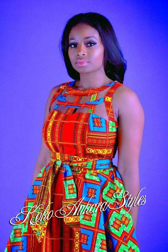 Ankara Styles: Fantastic New Designs Inspiration For The Elegant Look You Desire 3