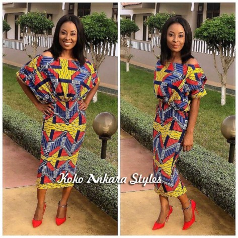 Ankara Styles: Spice Up Your Wardrobe With These Latest 2019 Designs 5