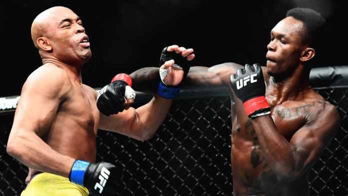 Meet Nigerian-New Zealand Mixed Martial Art Fighter Isreal Adesanya As He Defeats Anderson To Keep Unbeaten Record 3