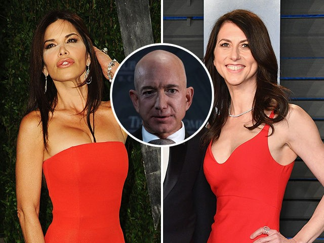 World Richest Man, Jeff Bezos, Accuses Magazine Of Trying To Blackmail Him Over Affair With Mistress 1