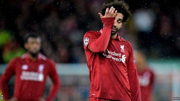 'Injured' Mohamed Salah Should Be Fit To Face Barcelona - Klopp 2