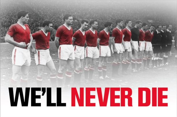 #FlowerOfManchester: Man United Pay Tributes On 61st Anniversary Of Munich Air Disaster 1