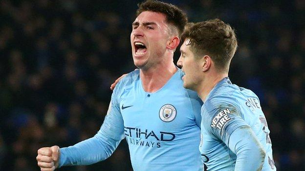 Everton 0 Manchester City 2: Laporte And Jesus Goals Sends Champions To The Top 1