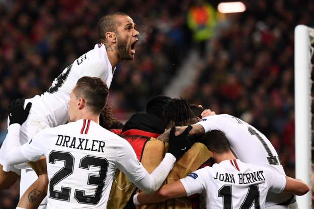 UEFA Charges Manchester United And PSG For Crowd Disturbance, For Thrown Objects And Damages 3