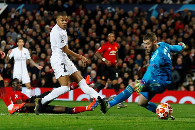 UEFA Charges Manchester United And PSG For Crowd Disturbance, For Thrown Objects And Damages 2