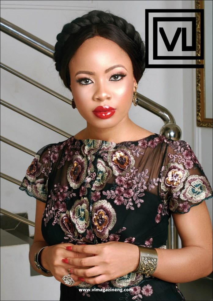 BBNaija's Nina Covers Latest Issue Of VL Magazine 3