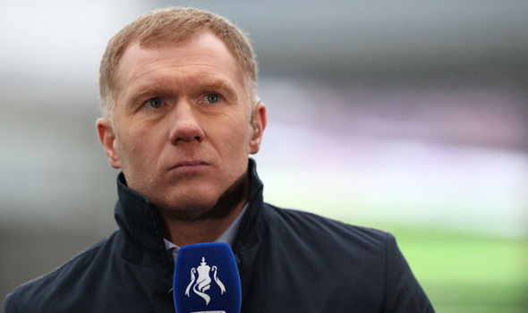 Paul Scholes Appointed Oldham Manager 1