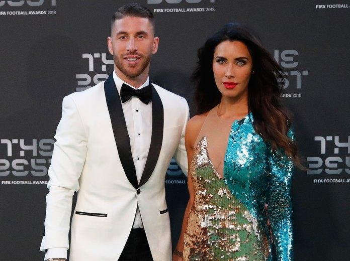 Spain And Real Madrid Skipper Sergio Ramos Set To Marry His TV Host Girlfriend Pilar Rubio 1