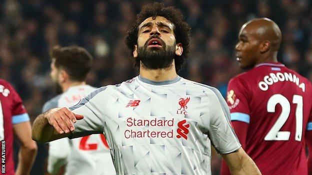 West Ham 1 Liverpool 1: Reds Drops Two Points As Title Pressure Mounts On Klopp's Men 1