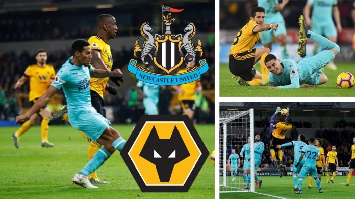Wolves 1 Newcastle 1: Newcastle Goalkeeper Dubravka's Howler Denies Newcastle Victory At Molineux 3