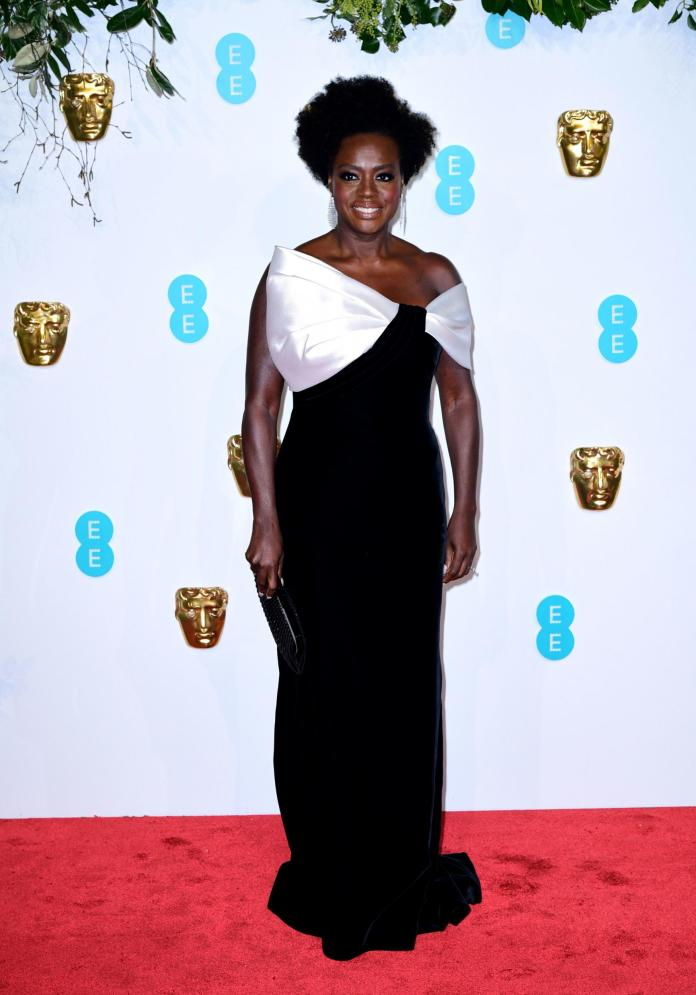 Bafta 2019: See The Red Carpet Looks From Celebrities At The Event 9