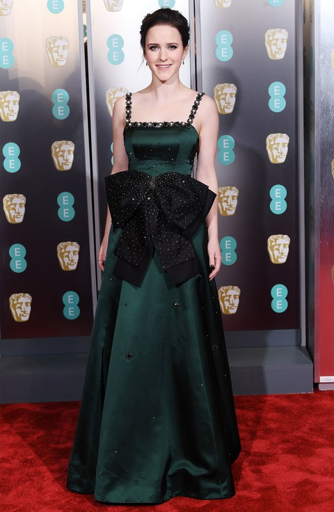 Bafta 2019: See The Red Carpet Looks From Celebrities At The Event 15