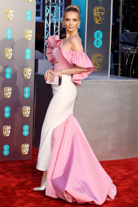 Bafta 2019: See The Red Carpet Looks From Celebrities At The Event 18