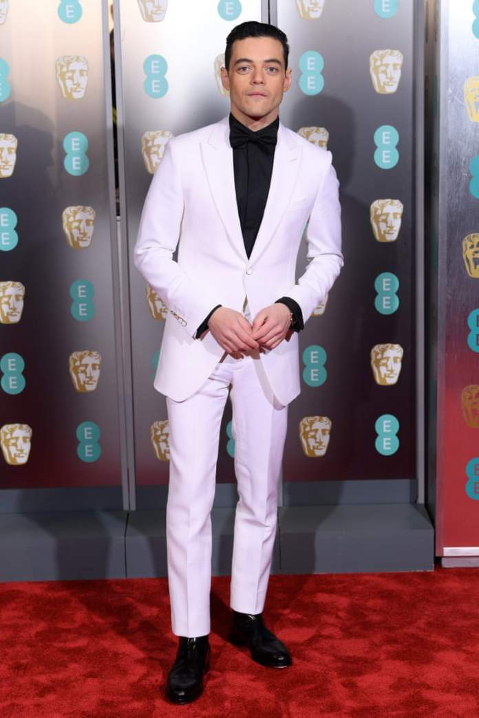 Bafta 2019: See The Red Carpet Looks From Celebrities At The Event 2