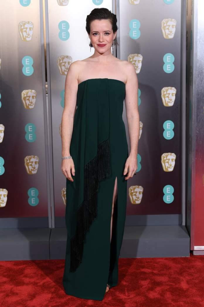 Bafta 2019: See The Red Carpet Looks From Celebrities At The Event 5