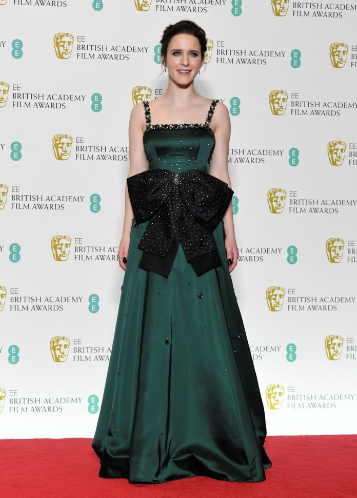 Bafta 2019: 14 Celebrities That Blew Us Away With Their Impeccable Styles 4