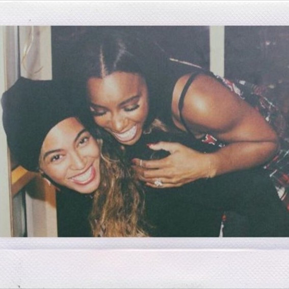 I Love You Deeply Kelly - Beyonce Shares Throwback Photos Of Herself And Kelly As She Wishes The Singer A Happy Birthday 1