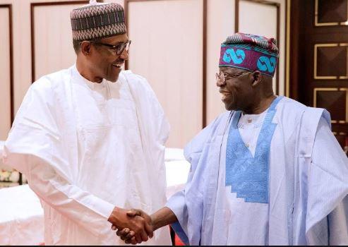 #NigeriaDecides: Buhari, Peace Accord Committee Meet In Aso Rock 3