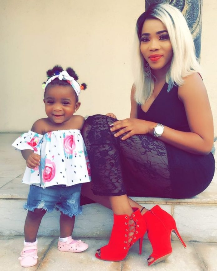 Nollywood Actress Bukola Adeeyo Welcomes Second Child 2