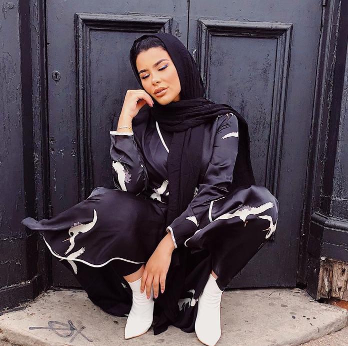 Muslimah Style: Six Times Habiba Da Silva Looked Ravishing In Chic Street Styles 4