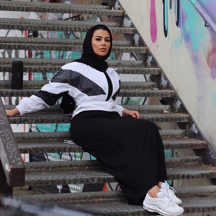 Muslimah Style: Six Times Habiba Da Silva Looked Ravishing In Chic Street Styles 1