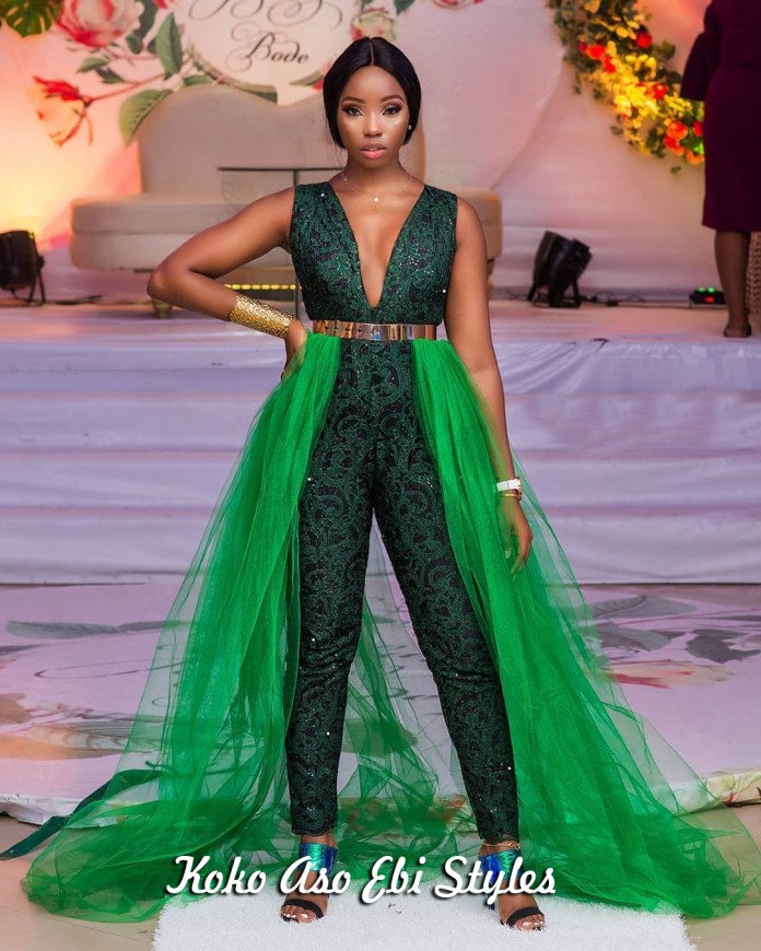 Aso Ebi Slay: These Five New Styles Are A Definite Show-Stopper 1