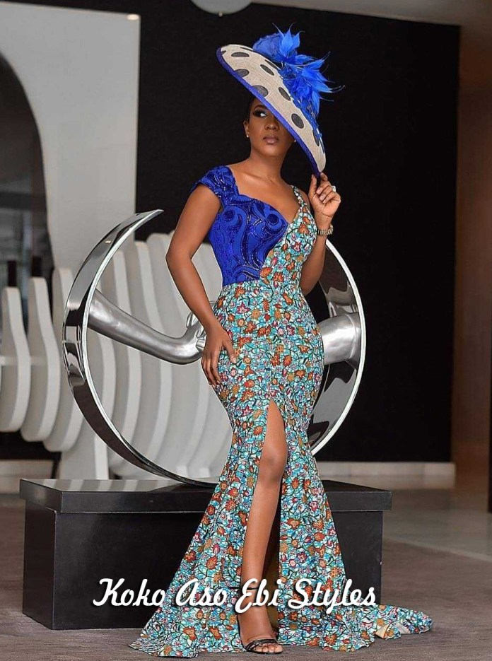 Aso-Ebi Style: See These Five Eccentric Aso-Ebi Styles That Are Sure To Turn Heads At Owanbes 4