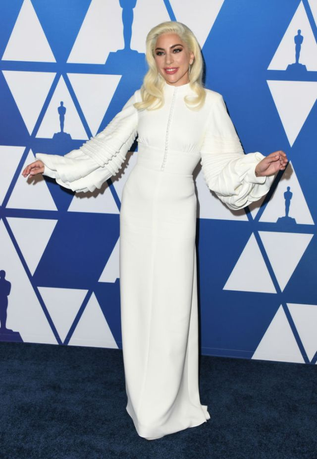 Regina King, Lady Gaga, Others Attend 91st Oscar Nominees Luncheon 1