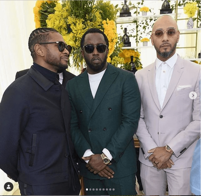 Eniko Hart, Meek Mill, Jay-Z, Beyonce, Usher And Others Attends Roc Nation's Pre-Grammys Brunch 11